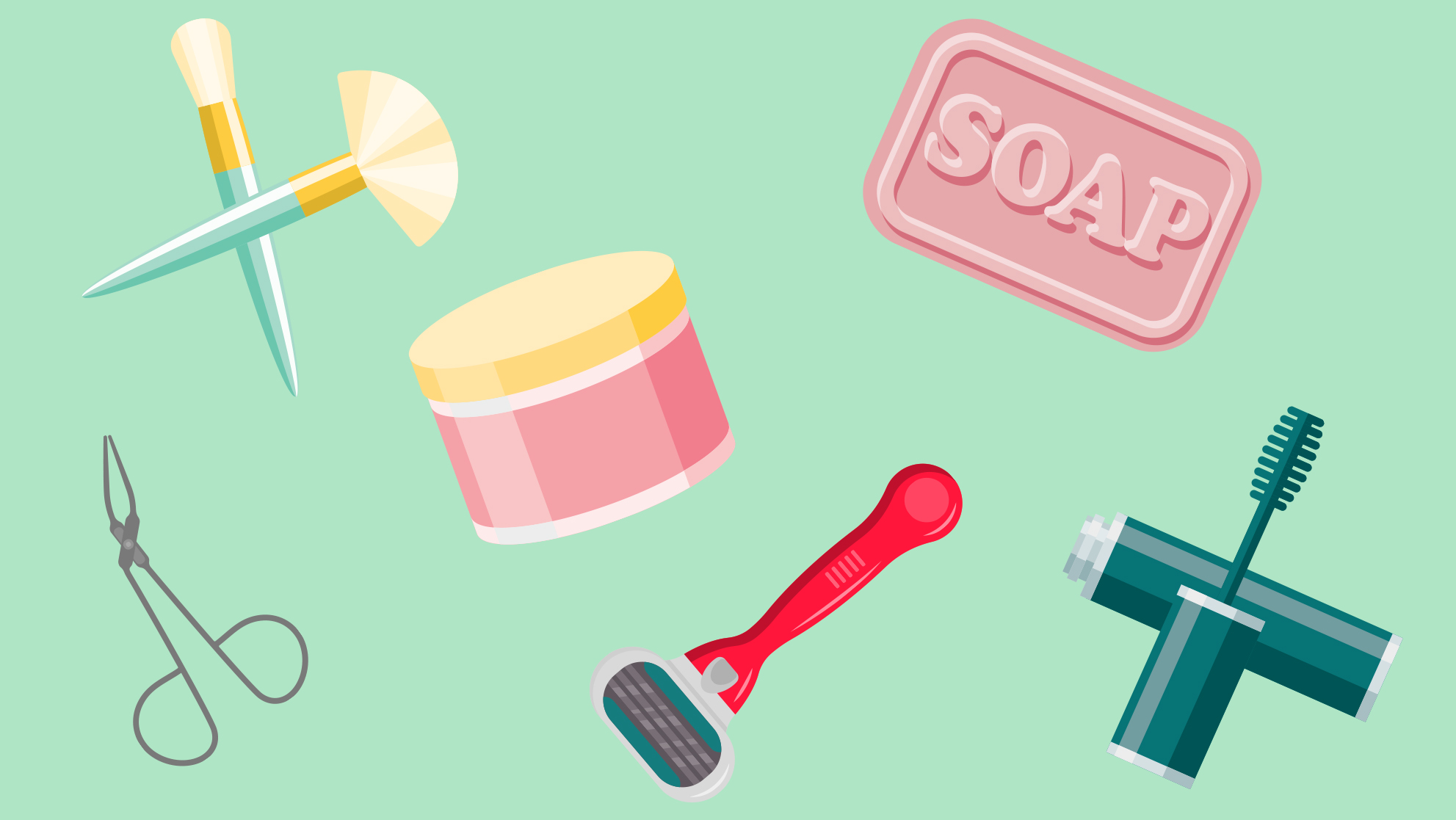 12 Beauty Products and Tools You Should Never Share