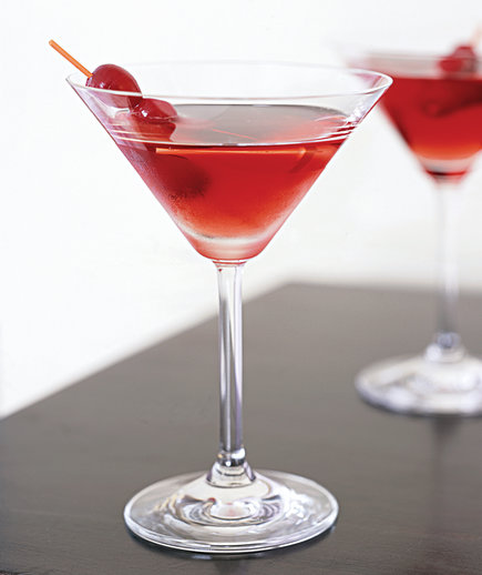 Simple Punch Cocktail