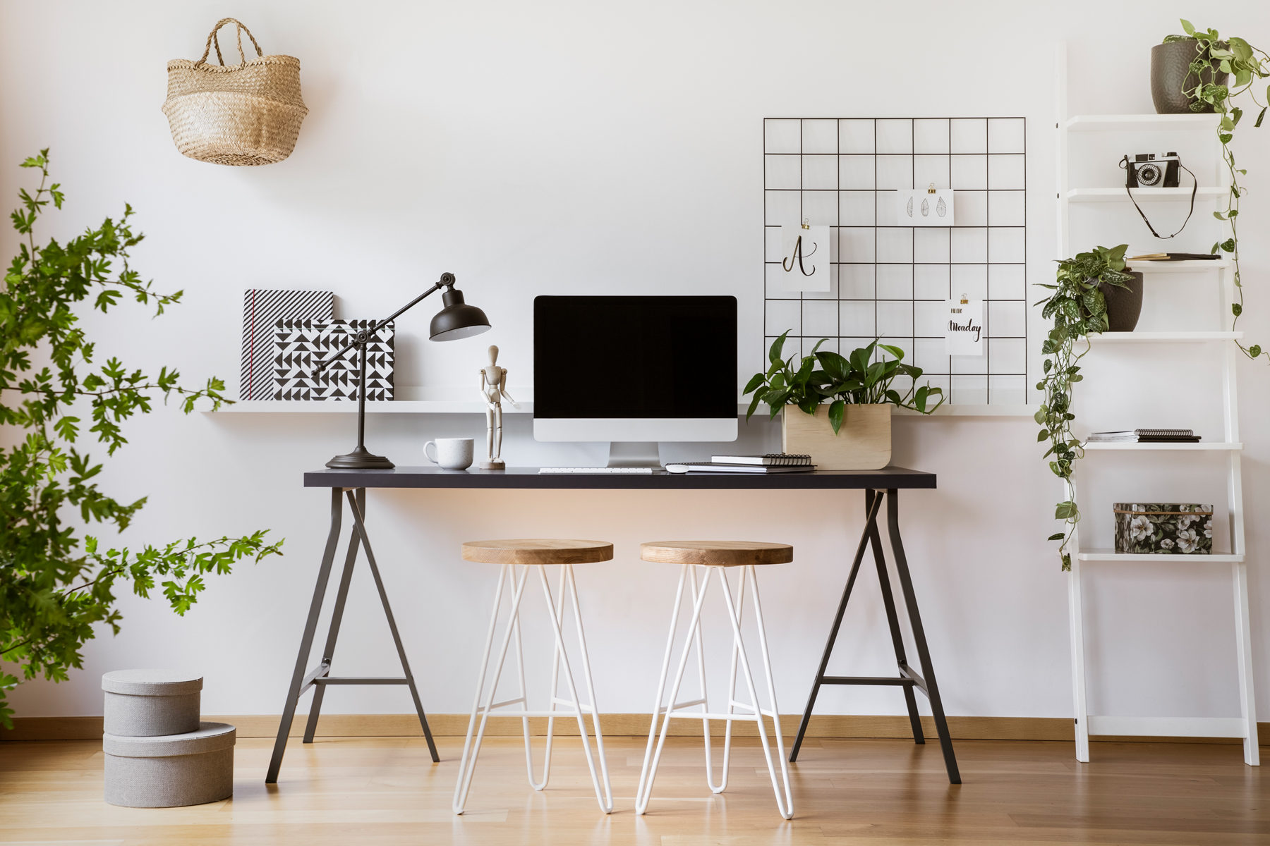Pictures: Small Home Office Ideas and Design Inspiration