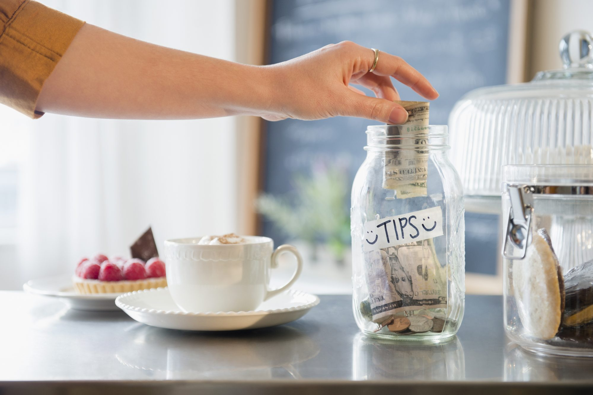 tip jar: support small businesses while social distancing