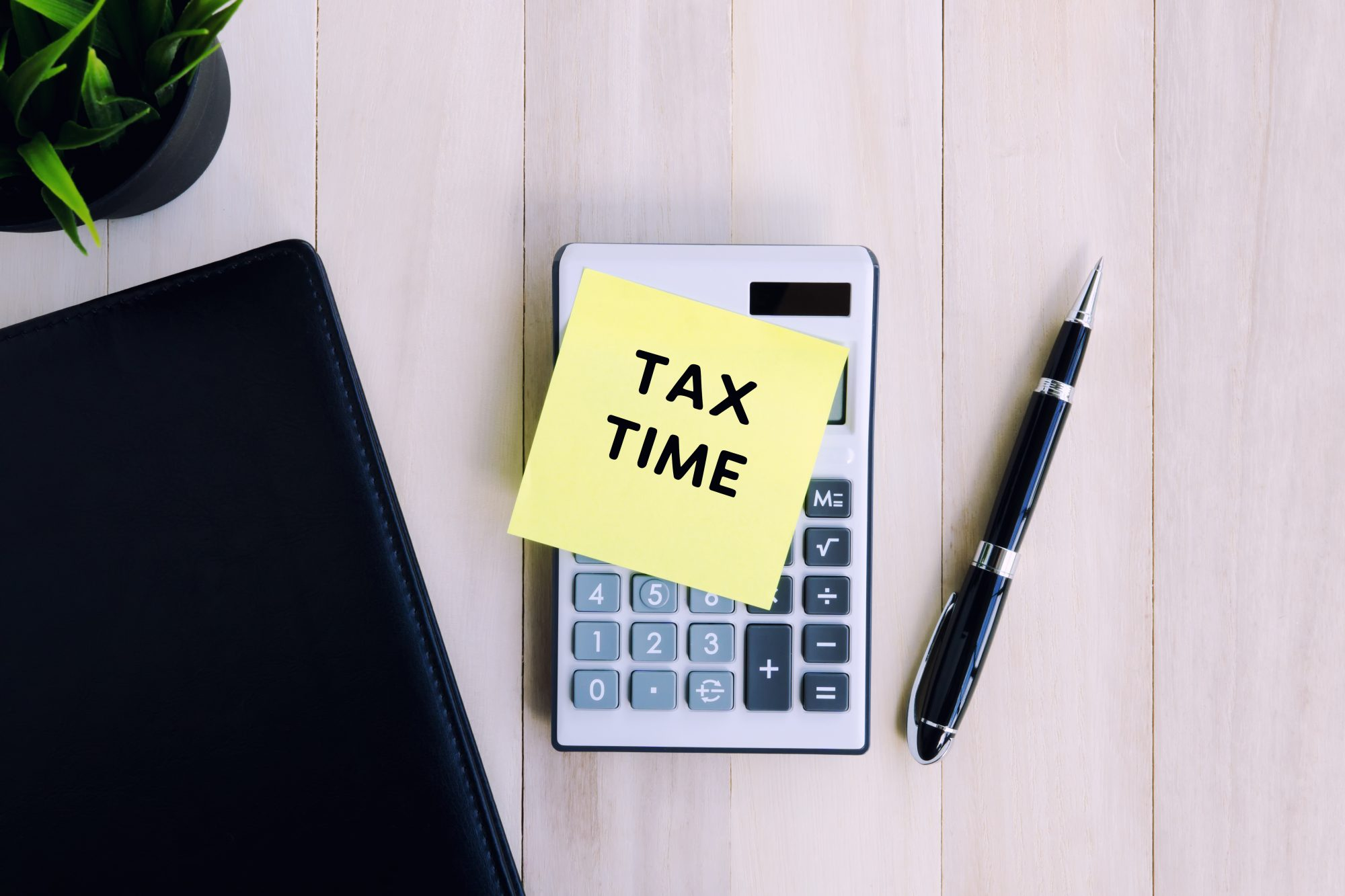 tax time calculator: tax day extended to July 15, 2020