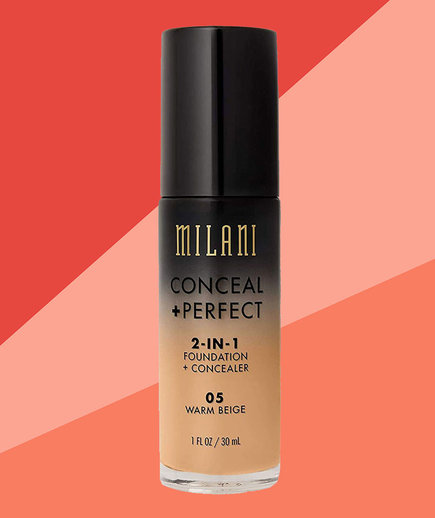 Milani Conceal and Protect 2 in 1 Foundation and Concealer