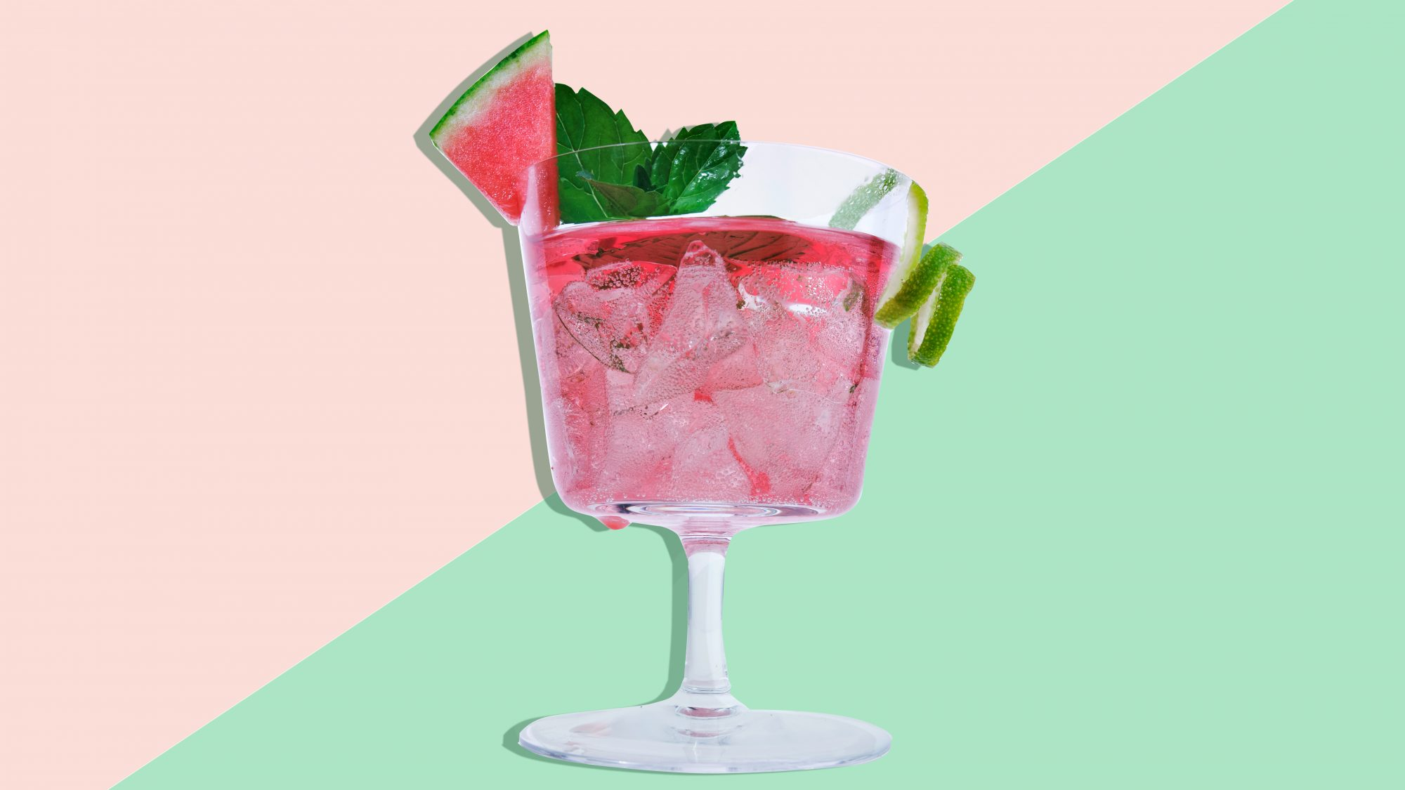 how to make a watermelon cup