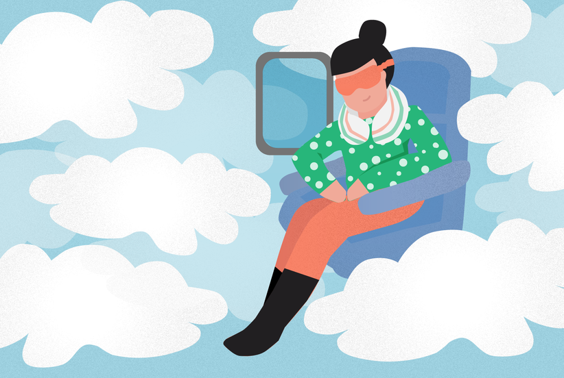 Secrets to Sitting on an Airplane For Your Most Comfortable Flight Ever