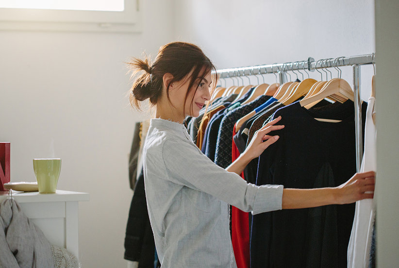 7 Secrets to Selling Your Clothes, According to Someone Who's Made Almost Six Figures Doing It