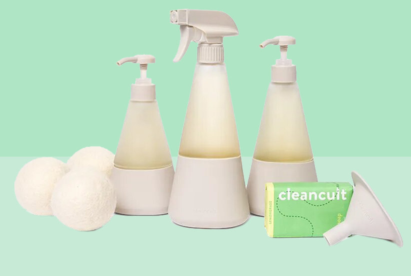This Sustainable Cleaning Brand Delivers All the Supplies I Need Right to My Door