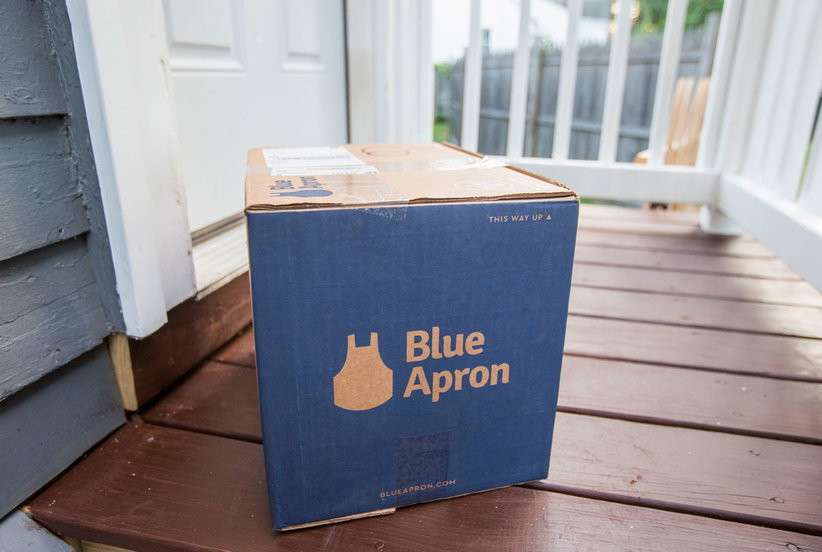 I've Used Blue Apron for Years, and I'm Especially Glad to Have the Meal Delivery Service Now