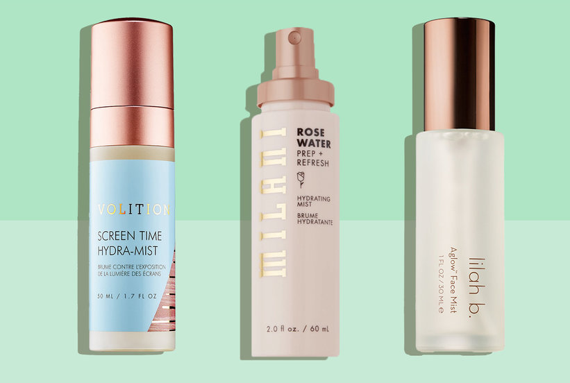 5 Most Hydrating Face Mists to Beat Dry Office Air