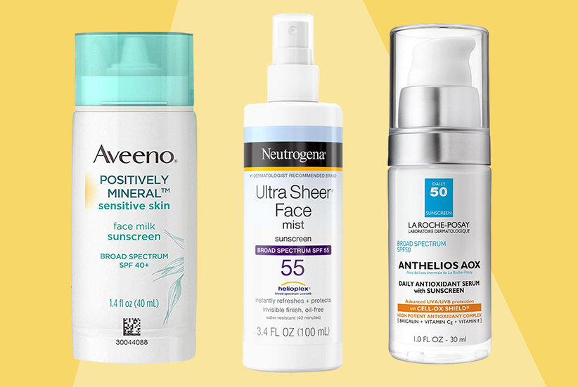 We Put 50 Different Sunscreens to the Test—These Are the 10 That Really Work