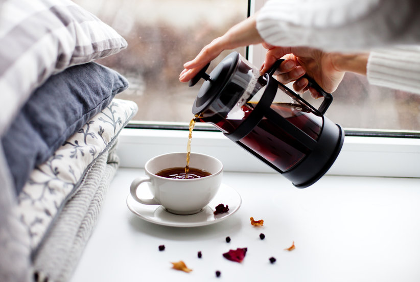 How to Make a Perfect Pot of French Press Coffee at Home