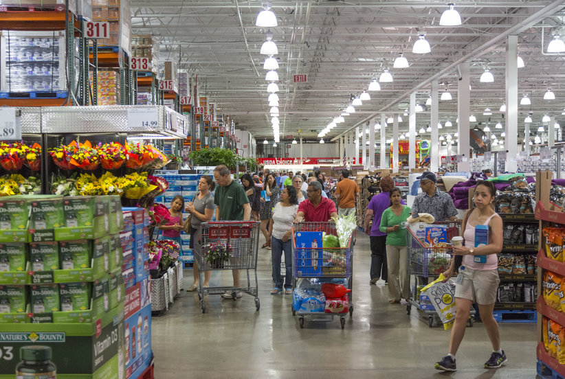 The 8 Food Items Experts Say You Should Never Buy at Costco