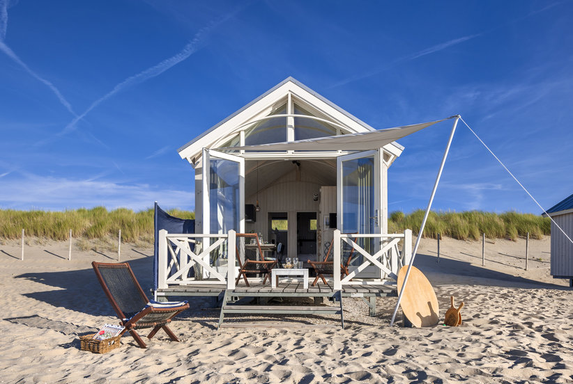 This Tiny Cottage Community Is Right on the Beach (And It's Pure Perfection)