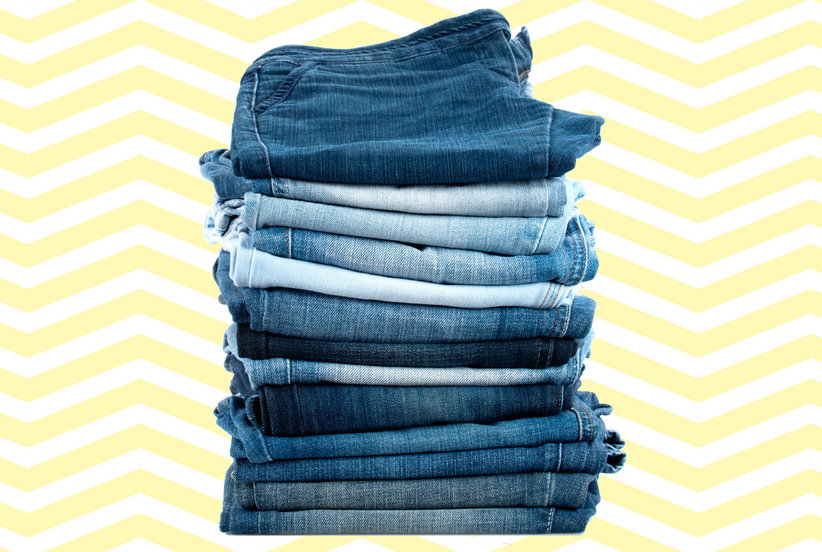 The Weird Way to Make Your Favorite Pair of Jeans Last Forever