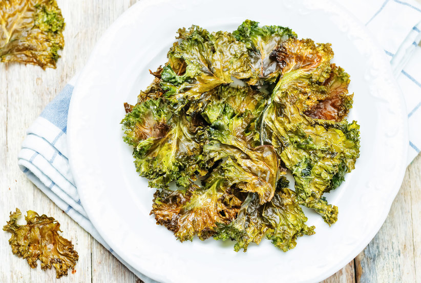 If You're an Avid Snacker, Homemade Kale Chips Will Change Your Life—Here's How to Make Them