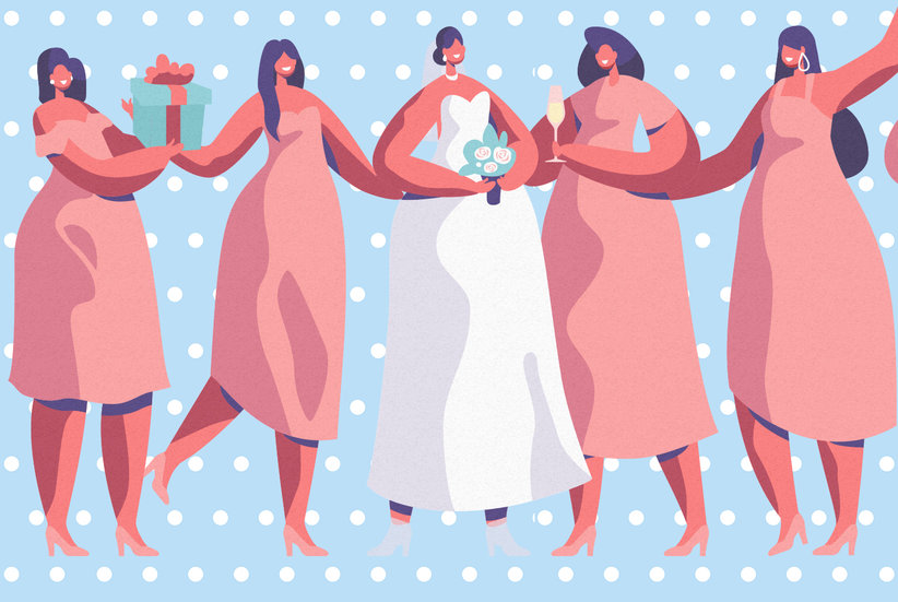 How to Measure Yourself for a Bridesmaid Dress Like a Total Pro