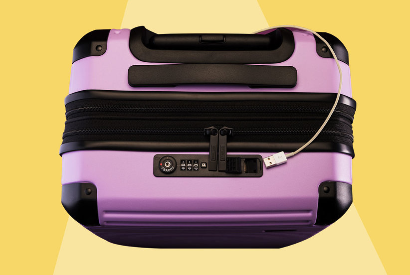 I'm a Frequent Flier and This Affordable Suitcase Has Survived All My Cross-Country Trips