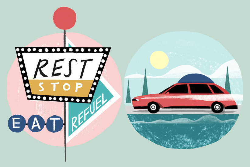 5 Ways to Prep for a Long Road Trip