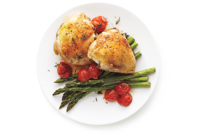 10 Easy Chicken Thigh Recipes
