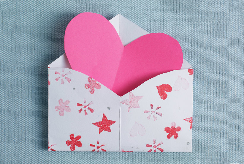 24 Creative Valentine's Day Crafts for Kids and Adults