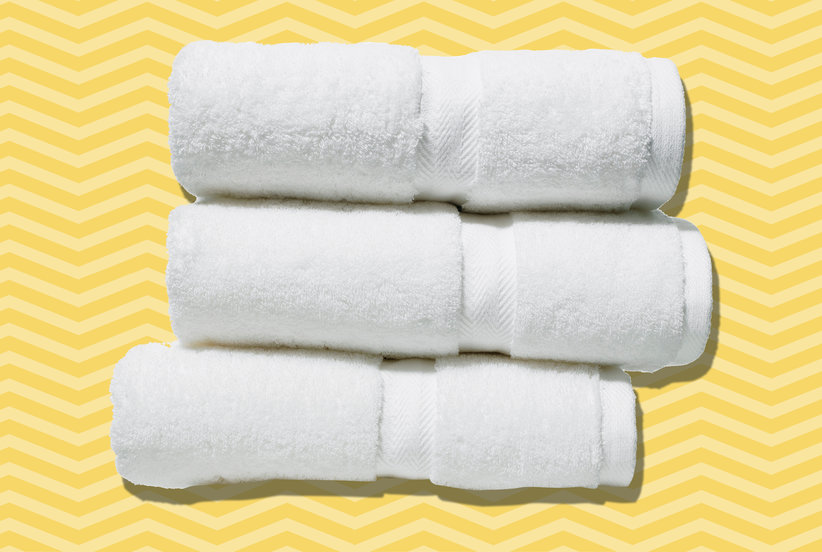 How to Wash Your Bath Towels the Right Way (So Long, Dingy, Musty-Smelling Towels!)