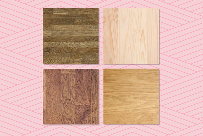 4 Affordable Alternatives to Wood Flooring That Look Just Like the Real Thing