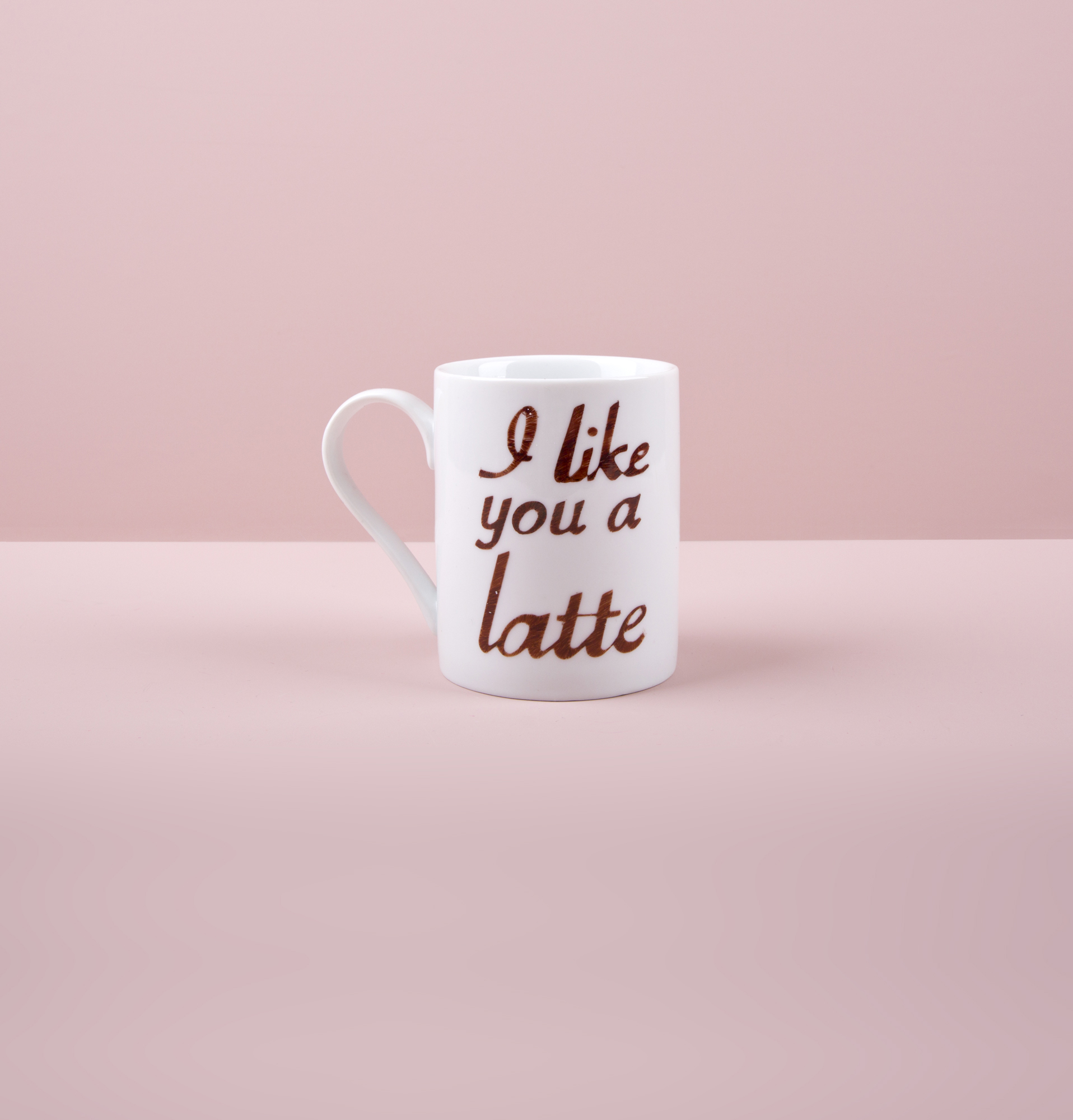 """I Like You a Latte"" Mug"