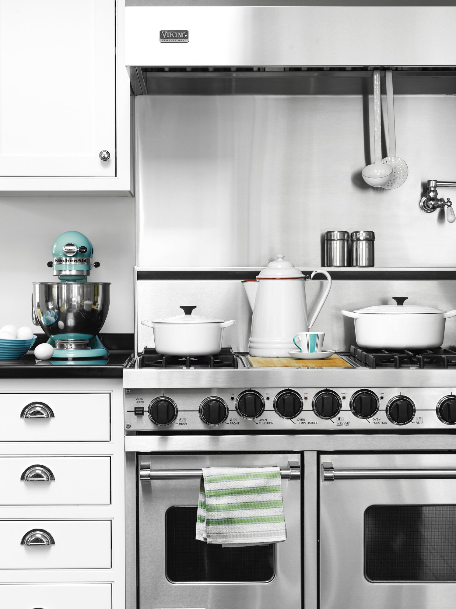 How To Clean The Grossest Spots In Your Kitchen Real Simple