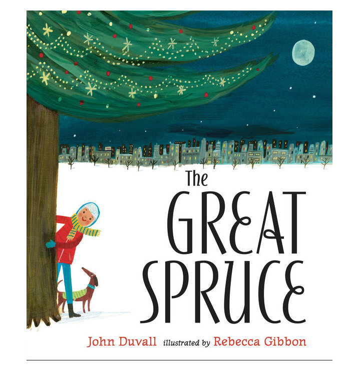 The Great Spruce, by John Duvall