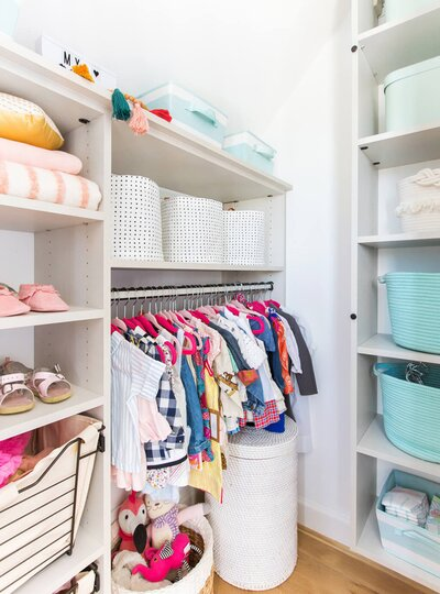 17 Kids\' Room Decorating Ideas to Create a Happy, Organized Space