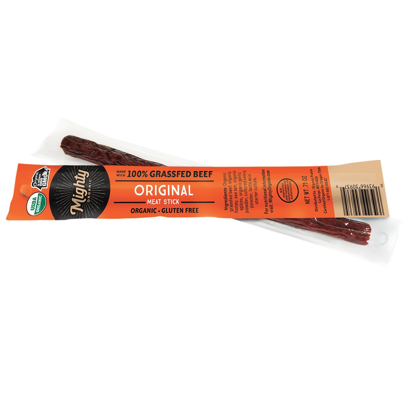 Mighty Organic Beef Stick Original