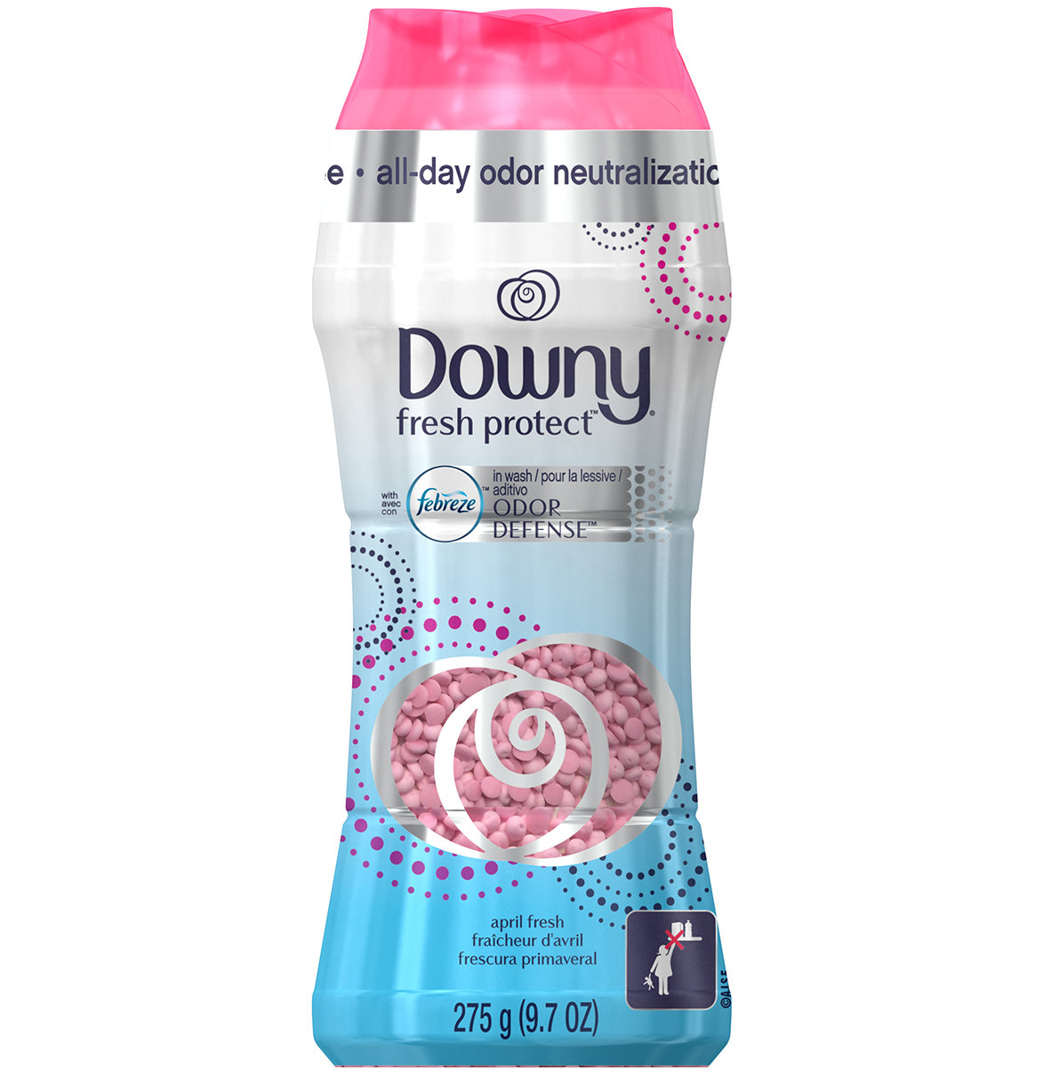 Downy Fresh Protect Odor Shield Scent Booster