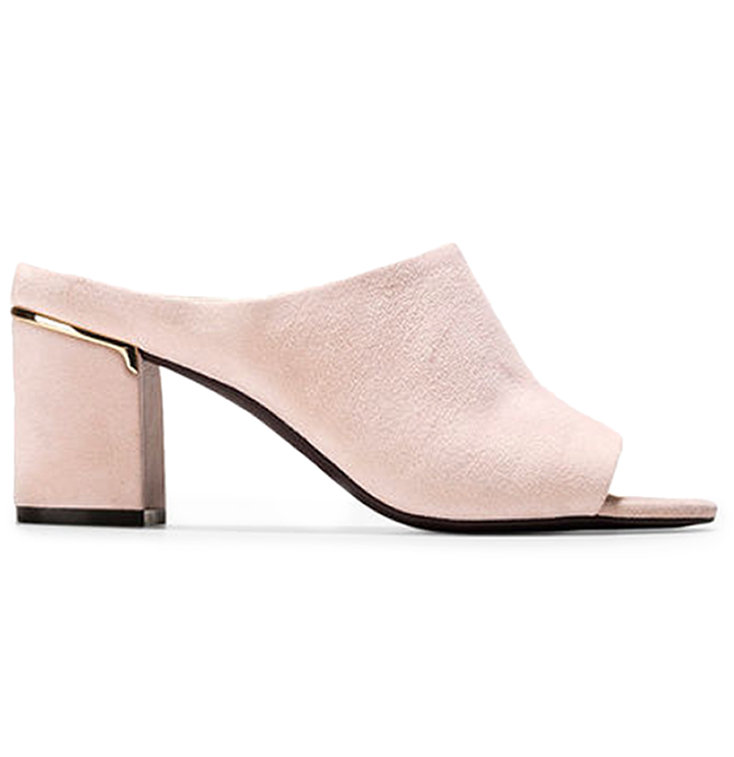 Cole Haan Laree Open Toe Mules