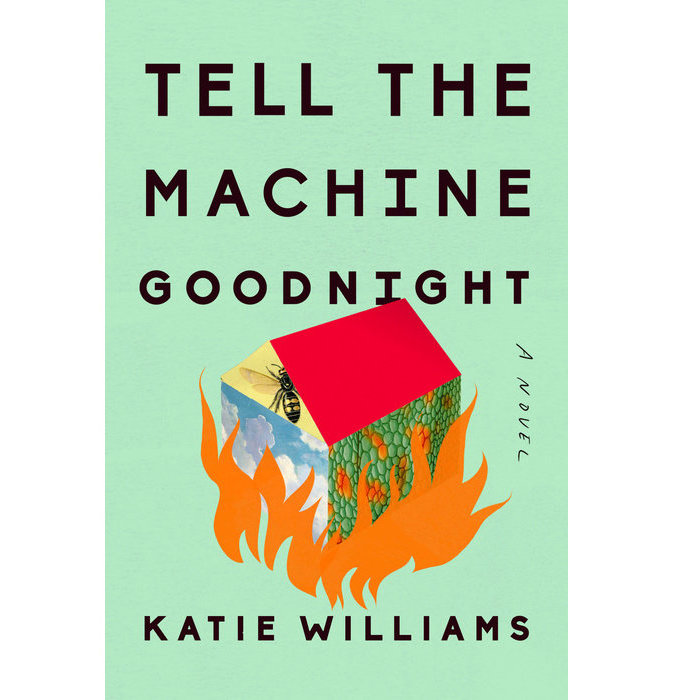Tell the Machine Goodnight, by Katie Williams