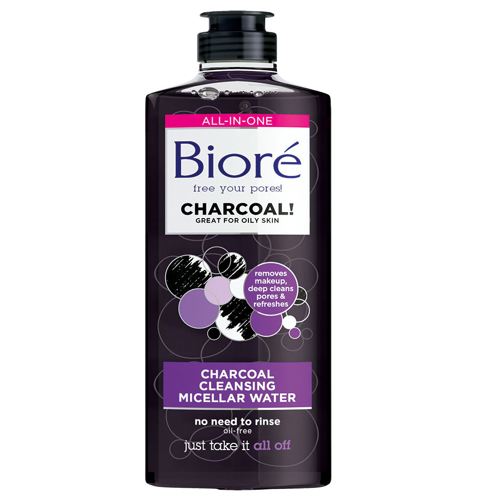 Bioré Charcoal Cleansing Micellar Water