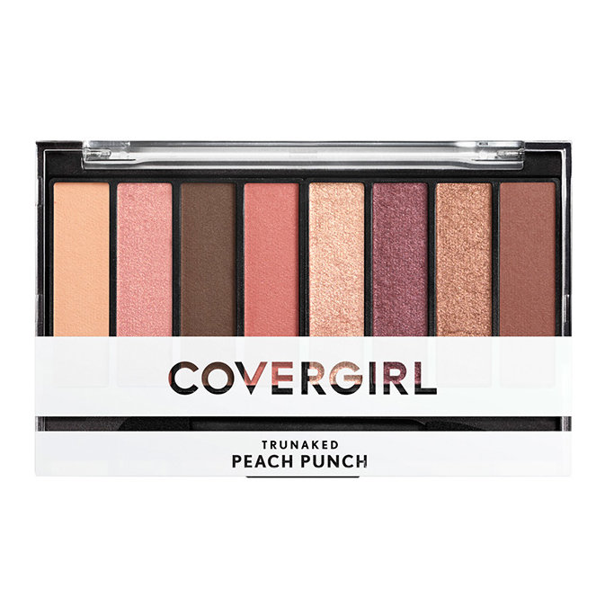 Covergirl Trunaked Palette in Peach Punch