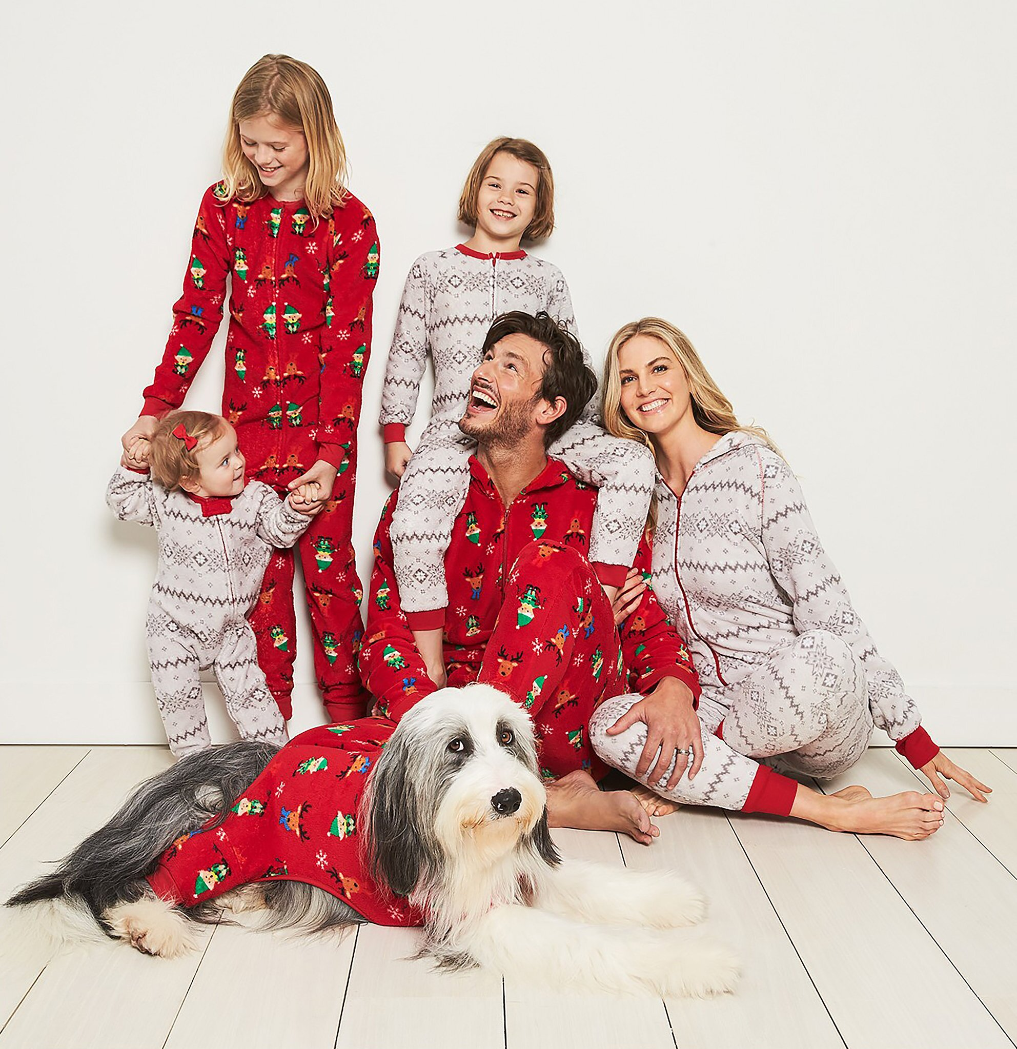 e9357381d0 The Best Matching Family Christmas Pajamas for 2018