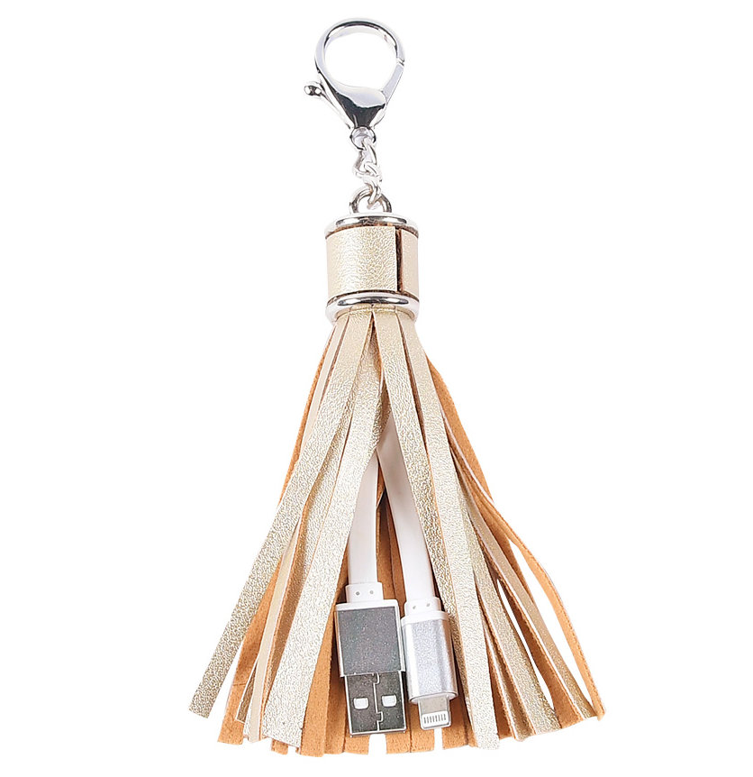Charged Up Tassel