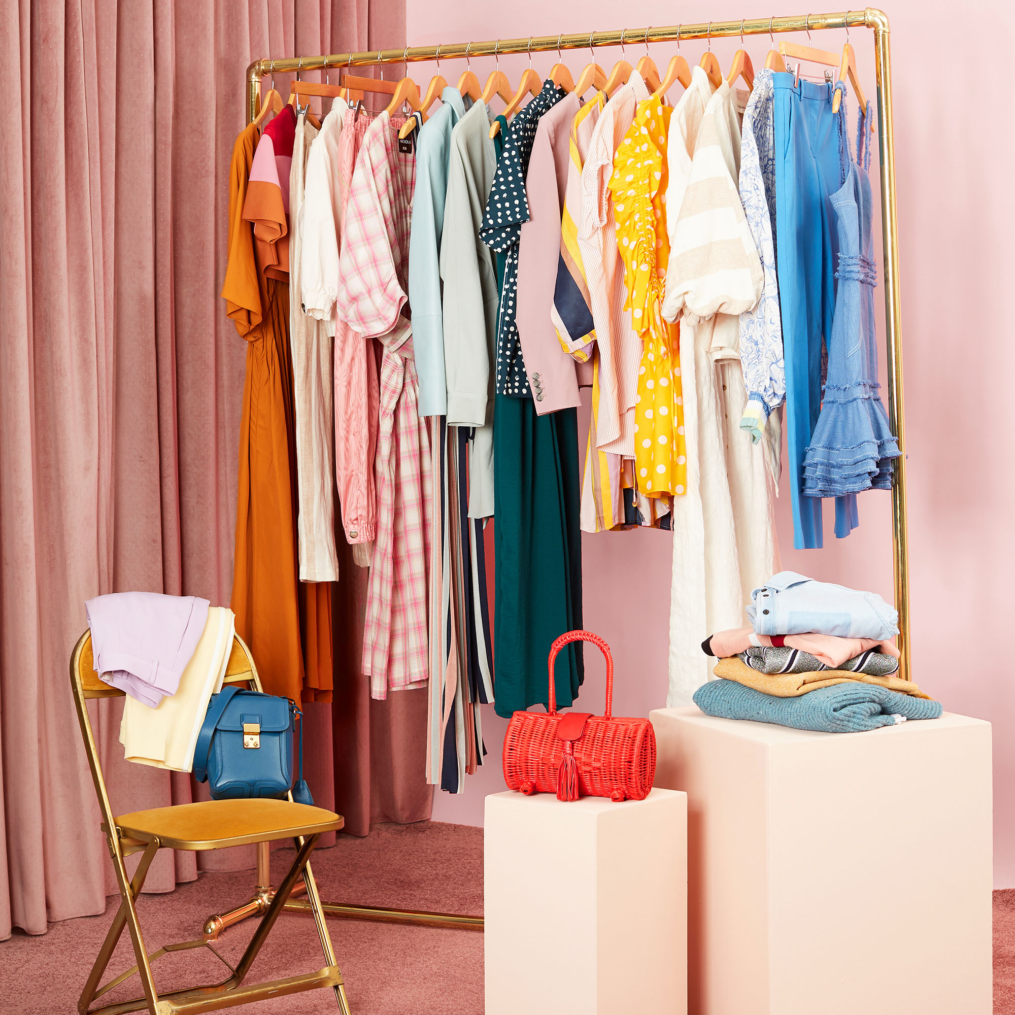 Rent the Runway Unlimited Subscription Box