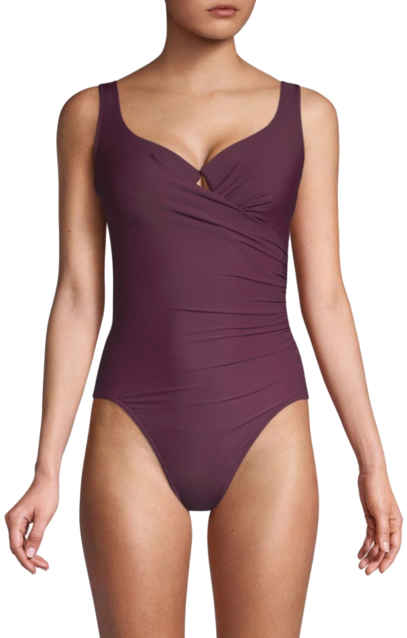 Miraclesuit Must Haves Escape one-piece