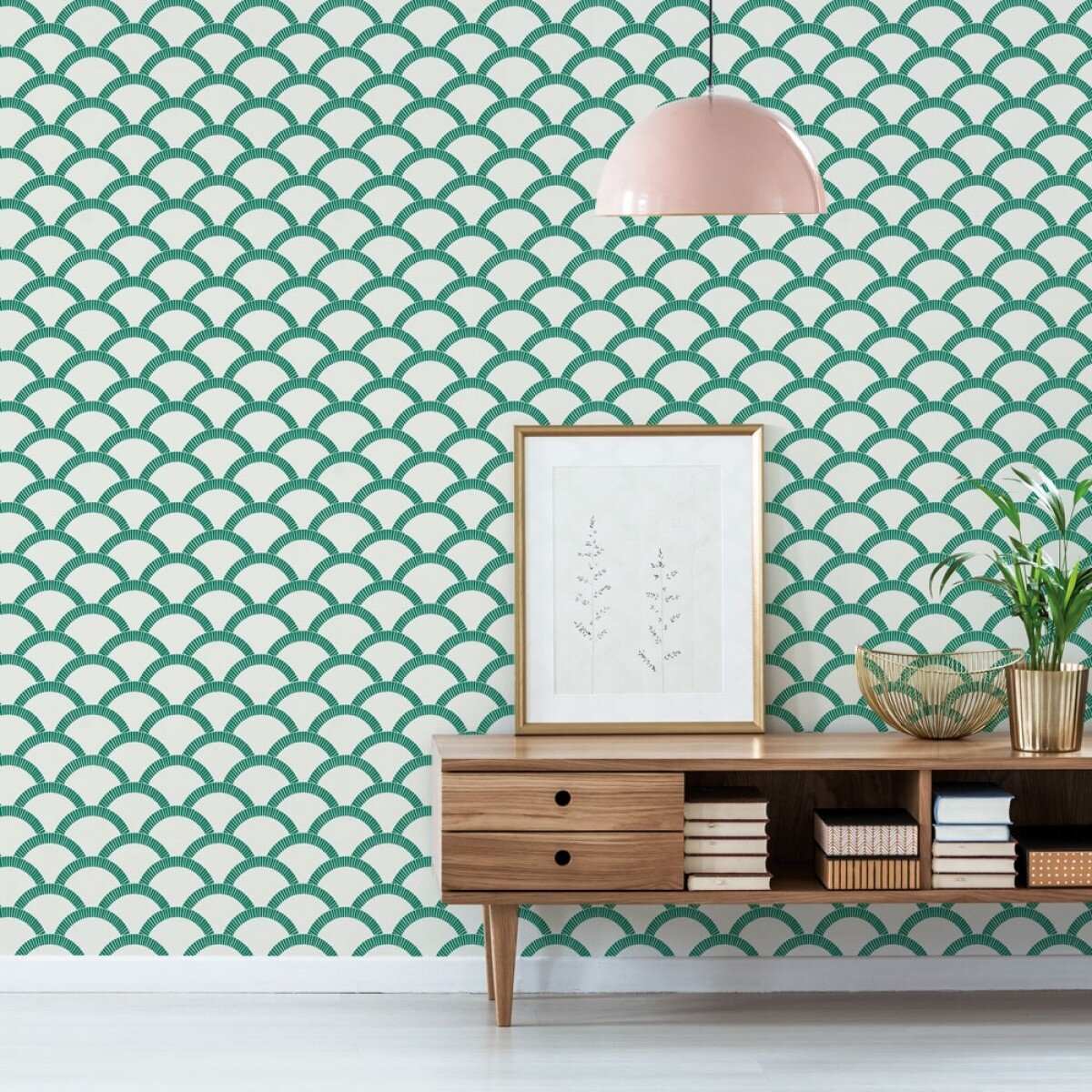 24 Gorgeous Wallpaper Designs to Transform Your Space | Real ...
