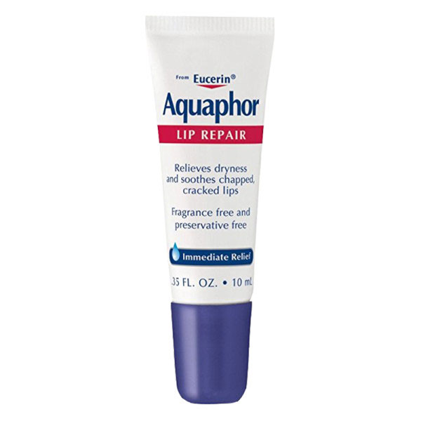Protect your hairline with Aquaphor