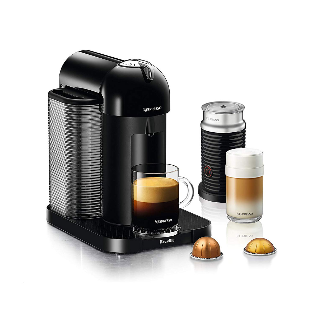 Birthday or Christmas Gifts for Brother: Breville Nespresso Machine