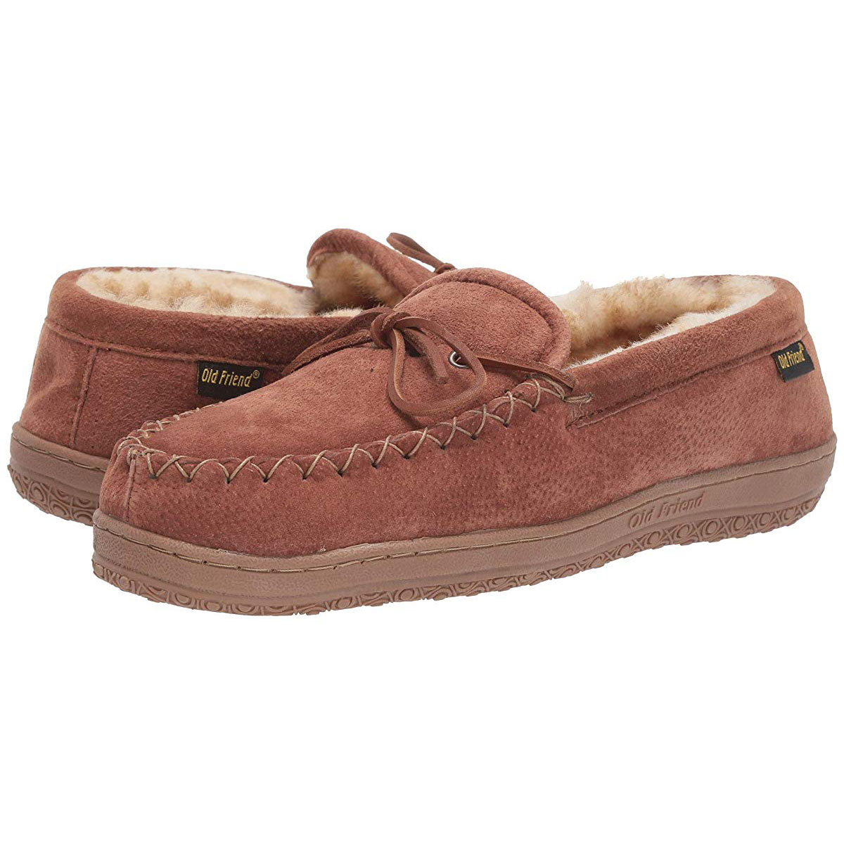 Gifts for Brother: Old Friend Loafer Moccasin Slippers on Zappos