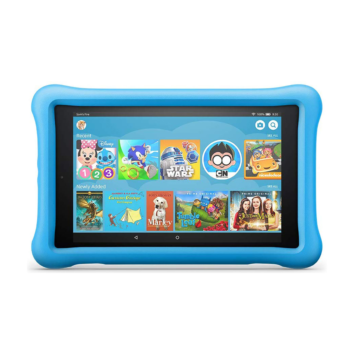 Cool gifts for kids - Fire HD 8 Kids Edition Tablet