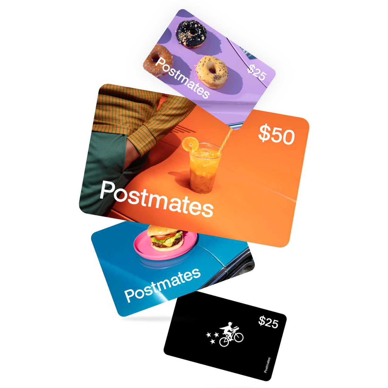 Best Christmas gifts 2019 - Postmates Gift Card