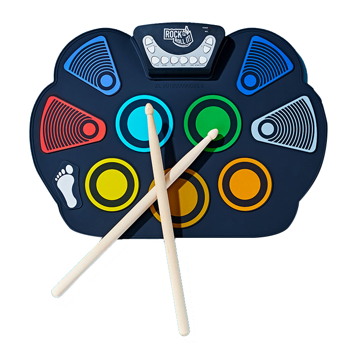 Gifts for Kids: Mukikim Rock and Roll It Drum