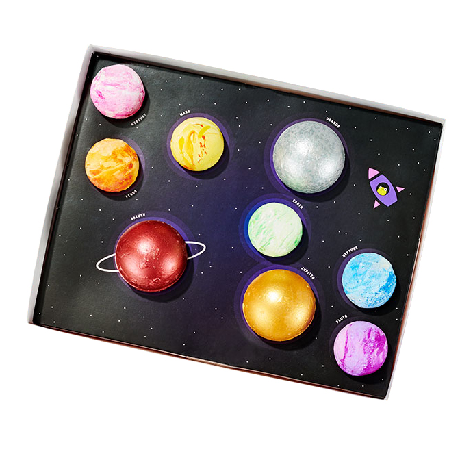 Gifts for Kids: Mason's Planets Sidewalk Chalk for Autism Research