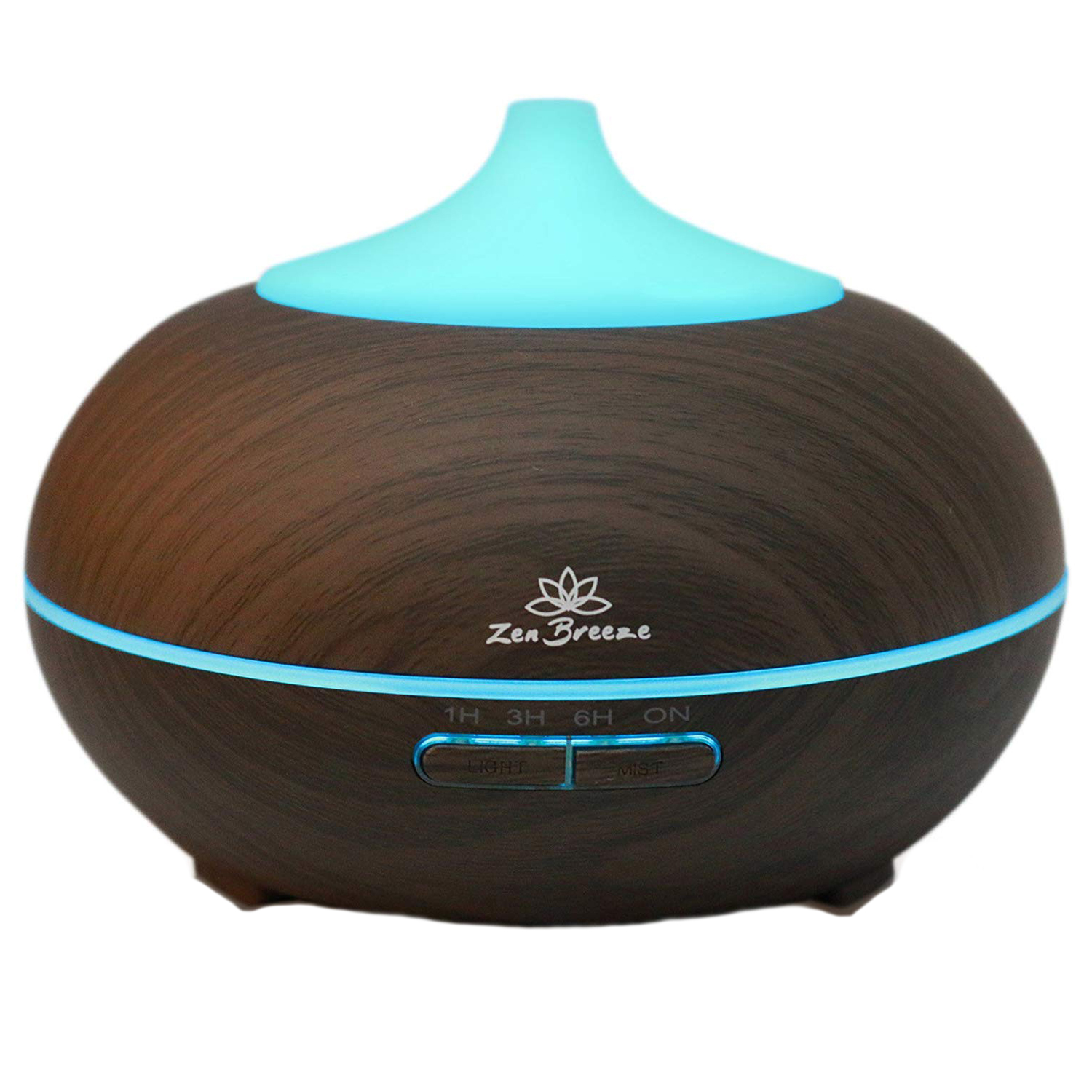 Best Christmas Gifts for Brothers 2019: Zen Breeze Essential Oil Diffuser