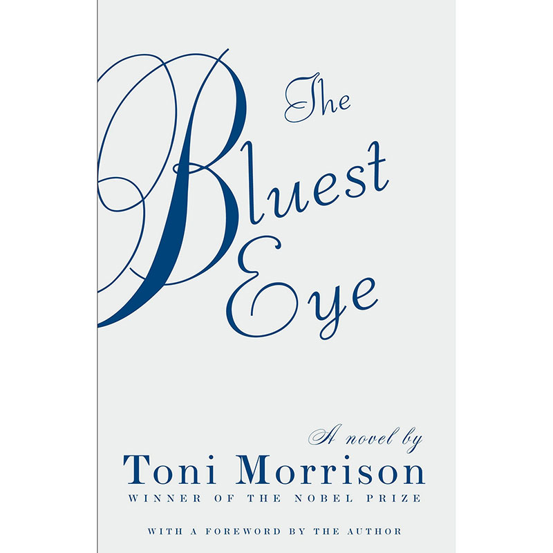Books by Black Authors: The Bluest Eye by Toni Morrison