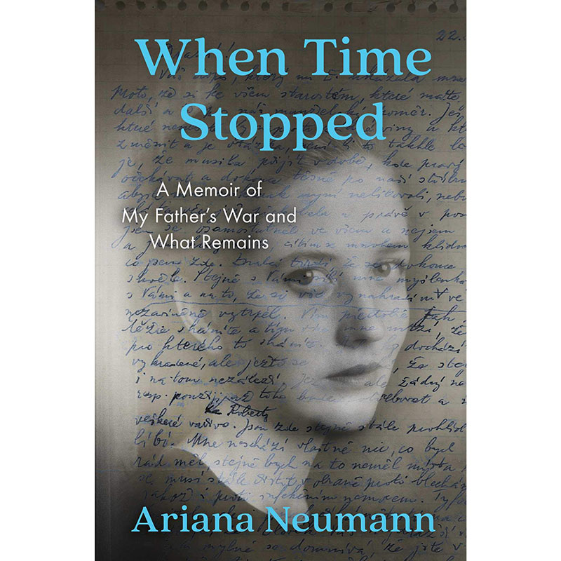 Best Books 2020: When Time Stopped by Ariana Neumann